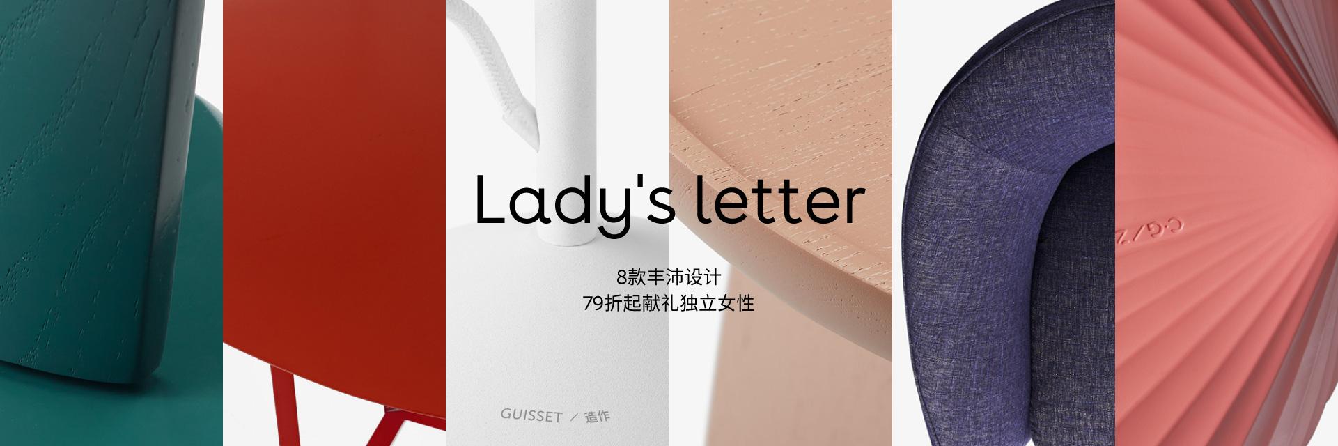 ladys letter