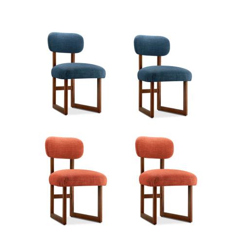 8点椅职业版4把组合