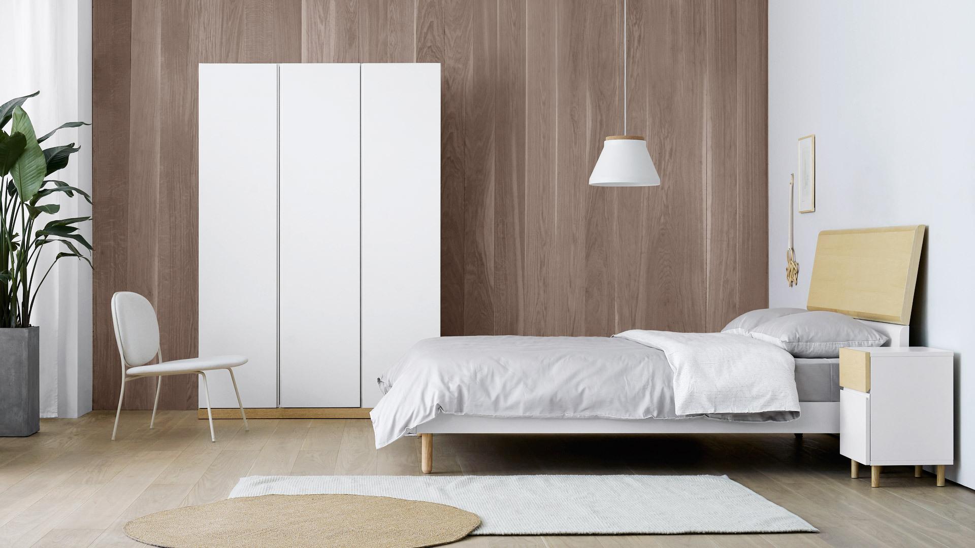 简白色彩,任意空间都能完美融合