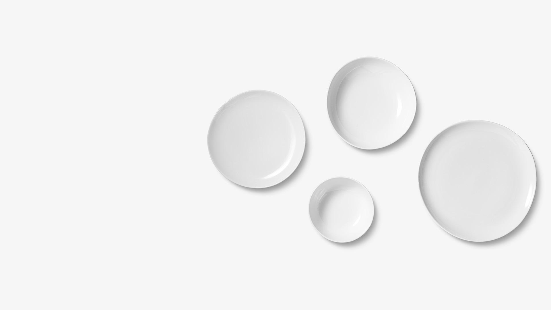 盘碗10件组合<br/>满足中西式日常餐食
