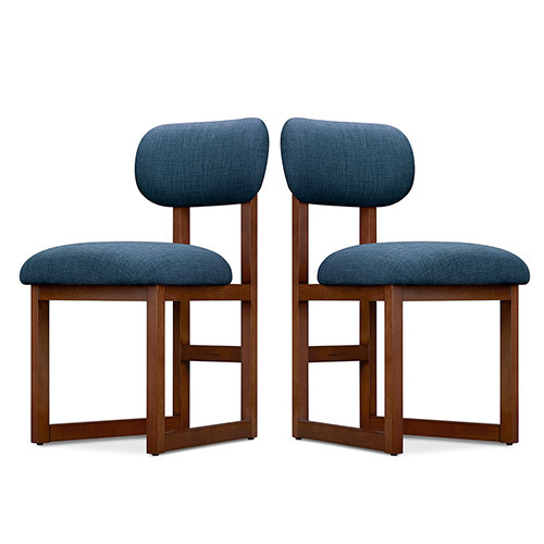造作8点实木软椅™椅凳