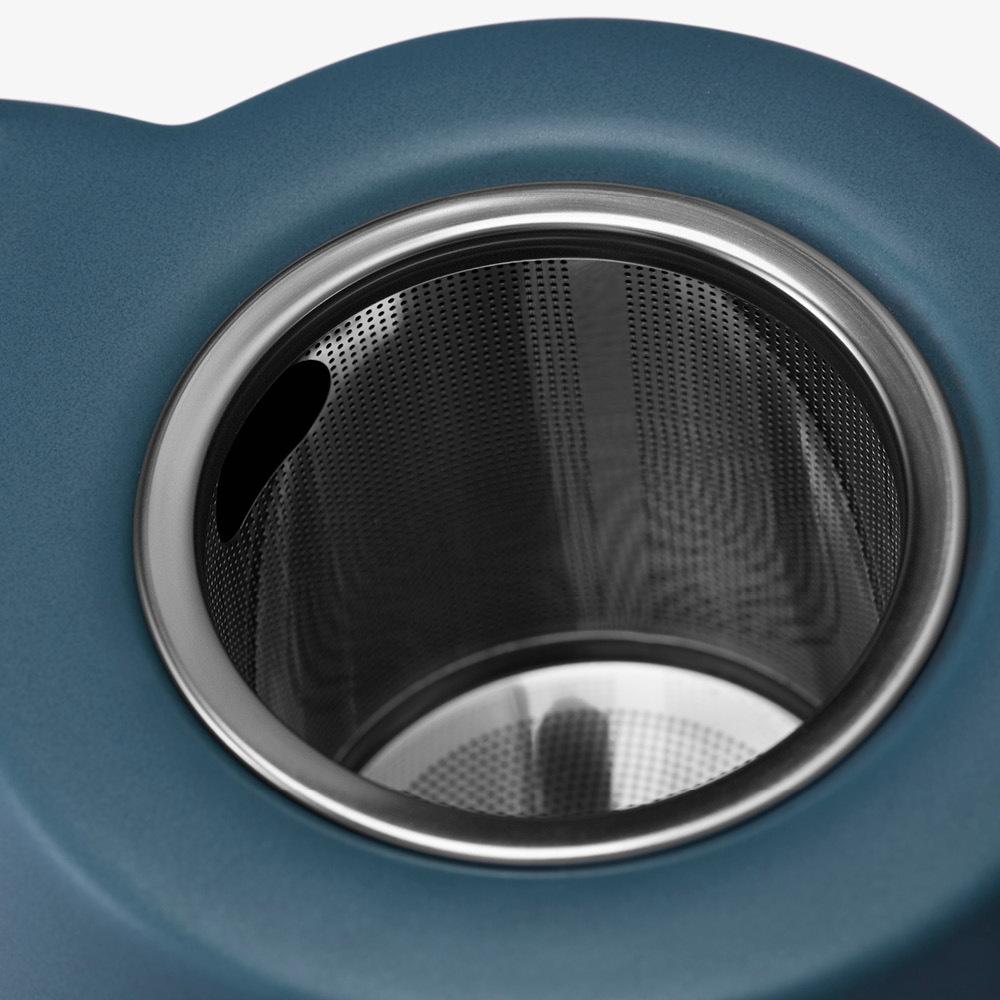 304不锈钢茶漏<br/>凹槽设计好取用