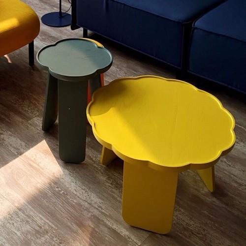 造作造作花间实木小桌™精选评价_菲林格尔地板司迎