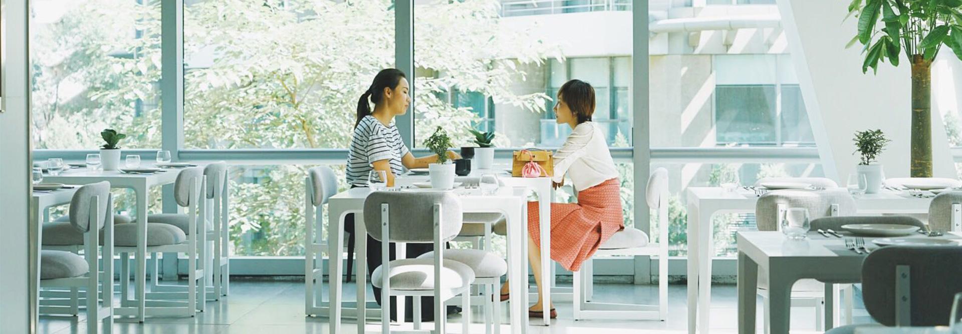 北京馥遇餐厅 | 51把8点椅,闺蜜最舒适约会地