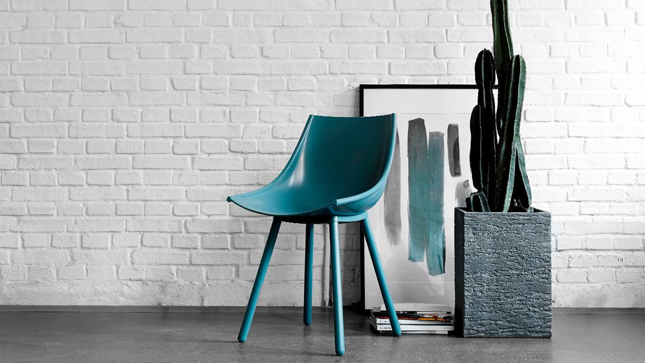 丝绸椅,来自意大利设计师Luca Nichetto,斯德哥尔摩、威尼斯、广州、北京,四地连结,造作一把中国的现代主义之椅。