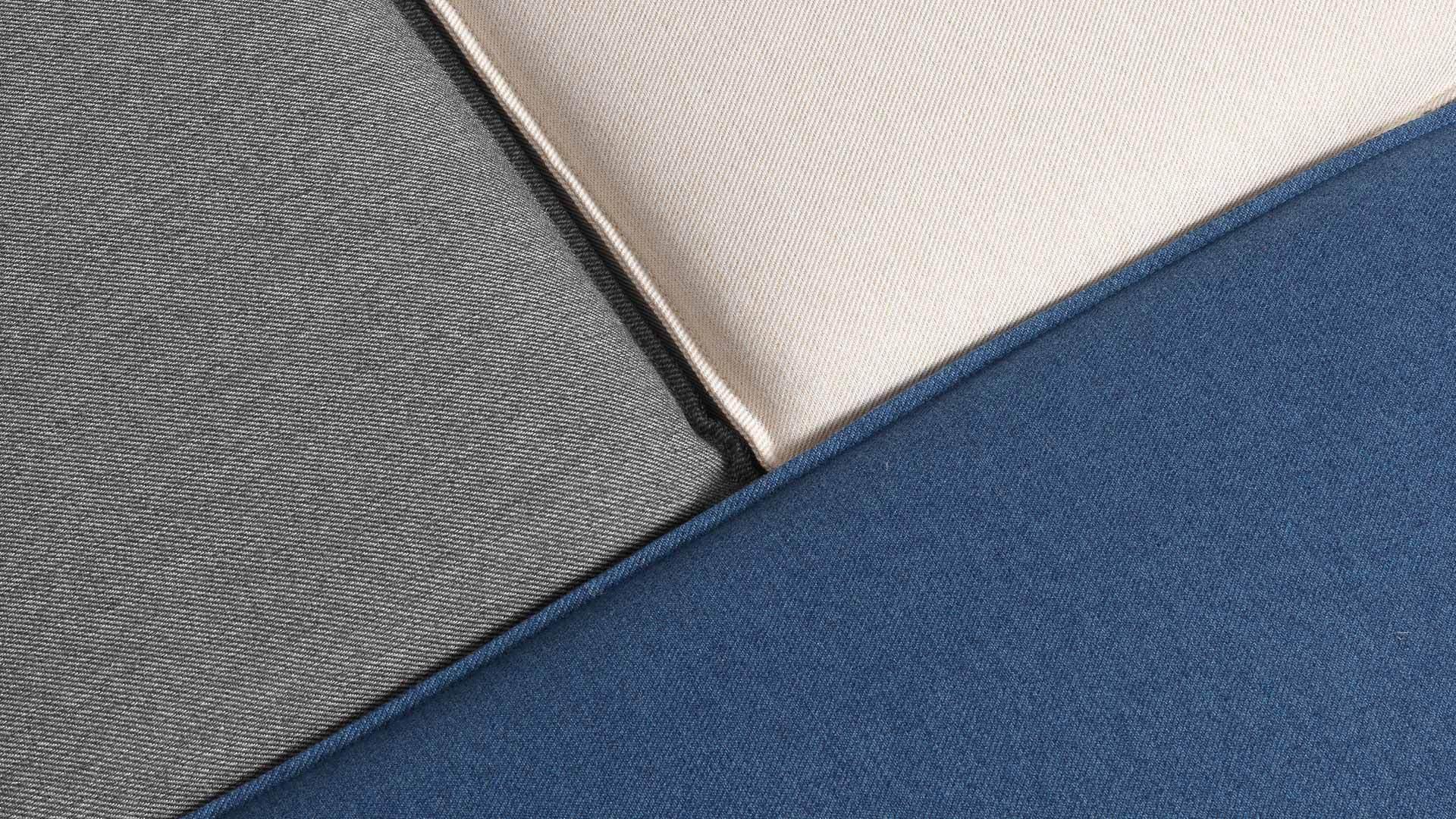 新版涤纶色织面料,立体质感呈现