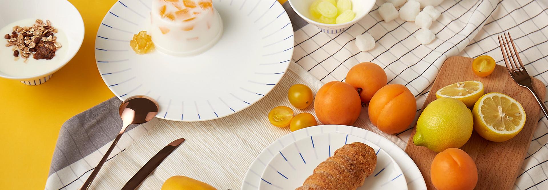 餐具配色特辑 | 为餐桌注入春日色彩