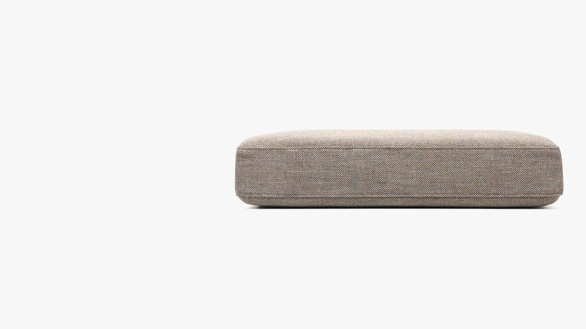 三明治坐垫结构<br/>3:2:3黄金海绵密度比