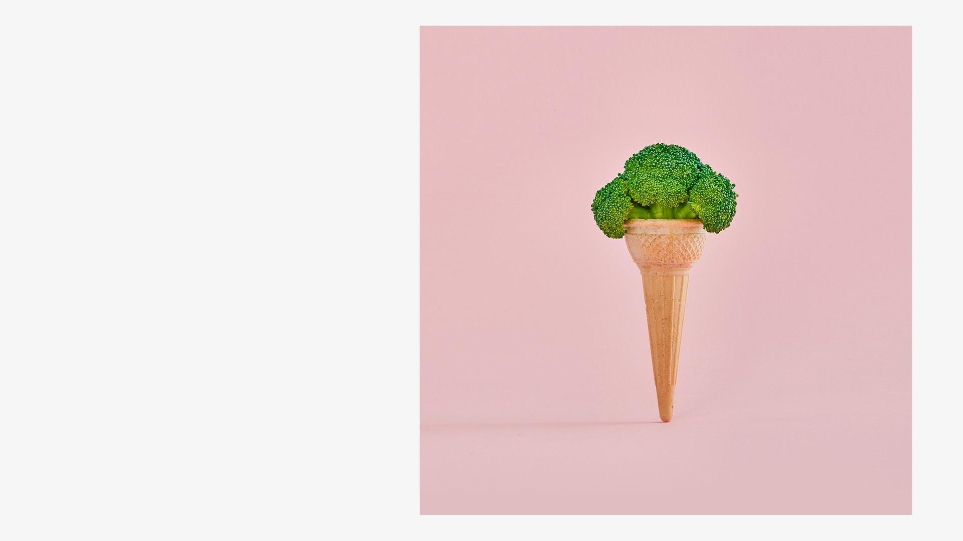 《花椰菜筒》<br/>唯一尺寸限量1000版