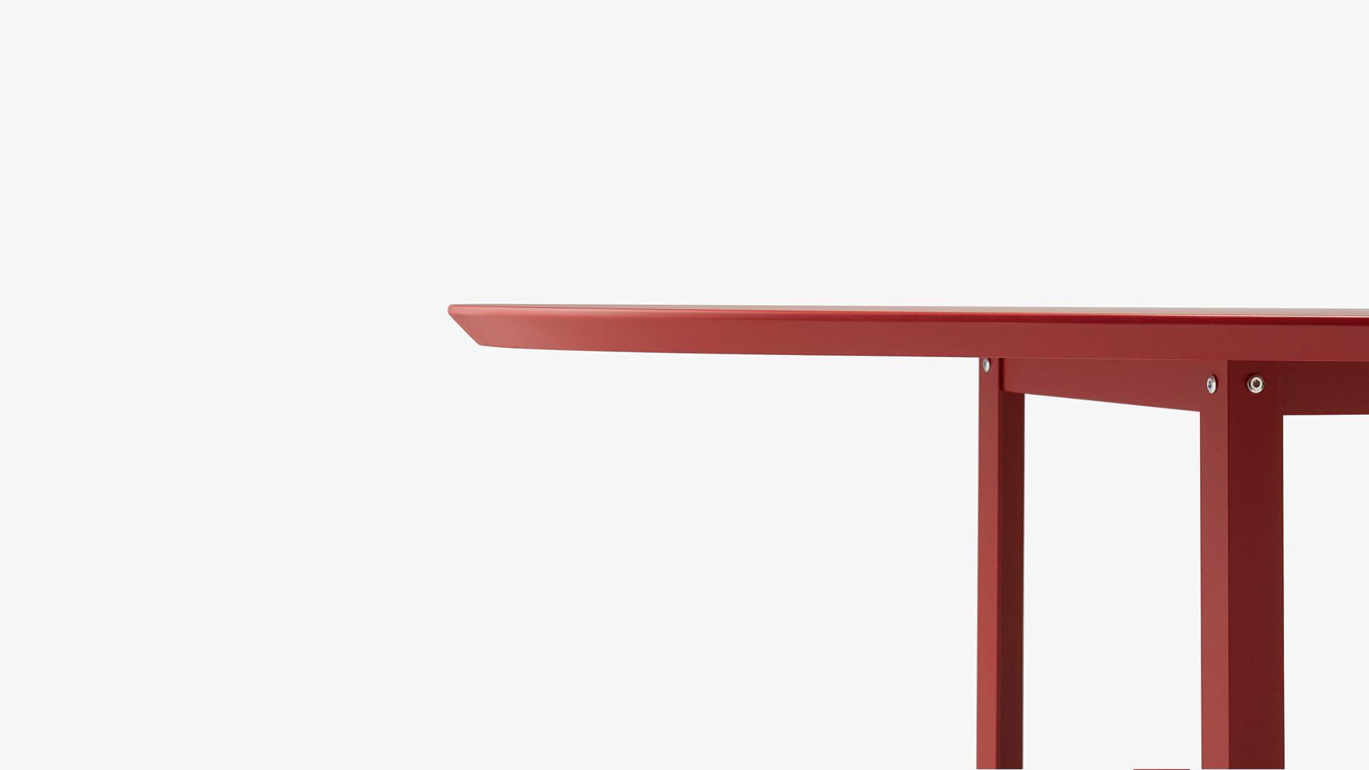 45°瓷盤桌緣<br/>手觸溫柔,順滑挪動