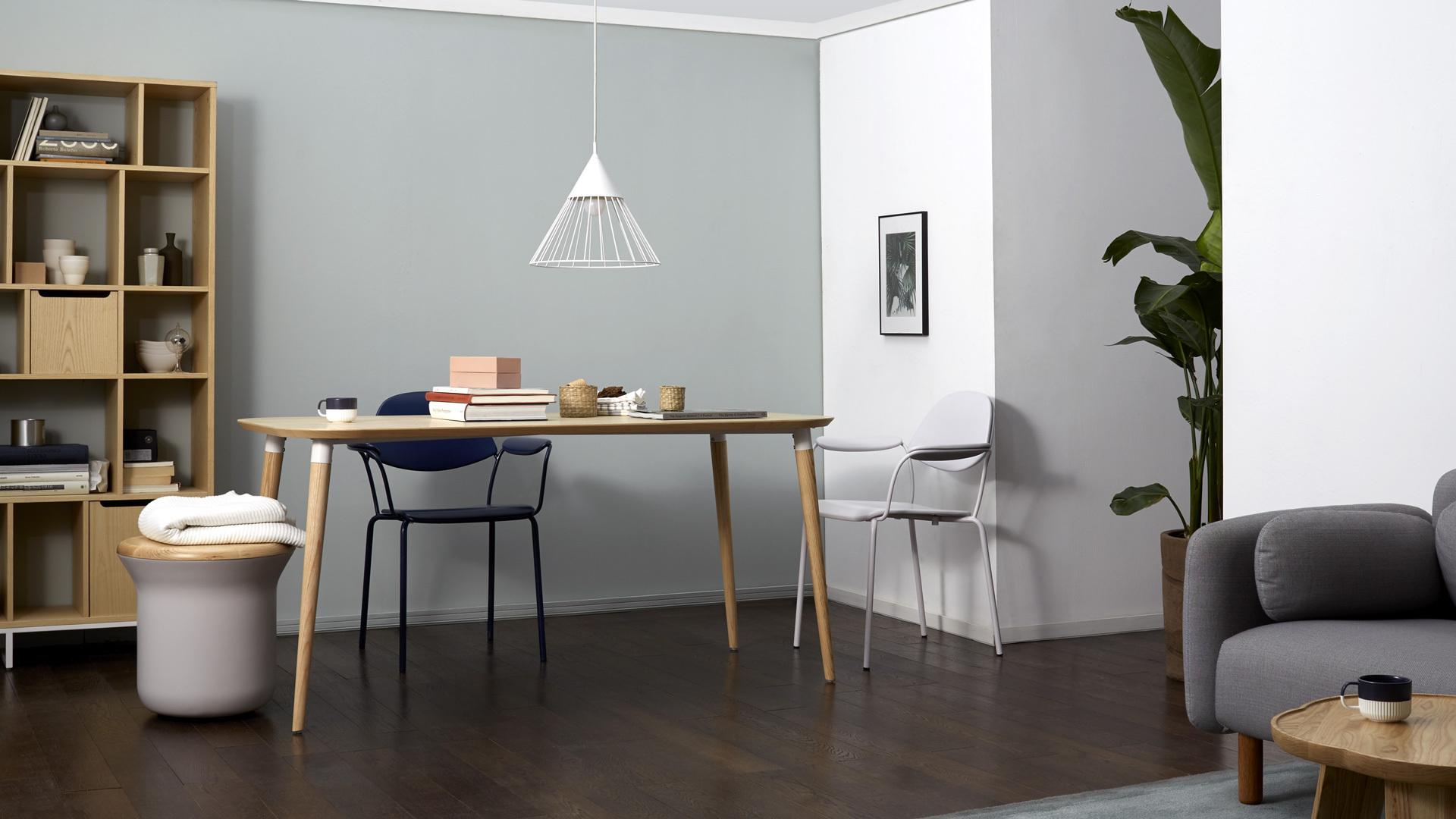 温润木色,一张桌子温馨四和
