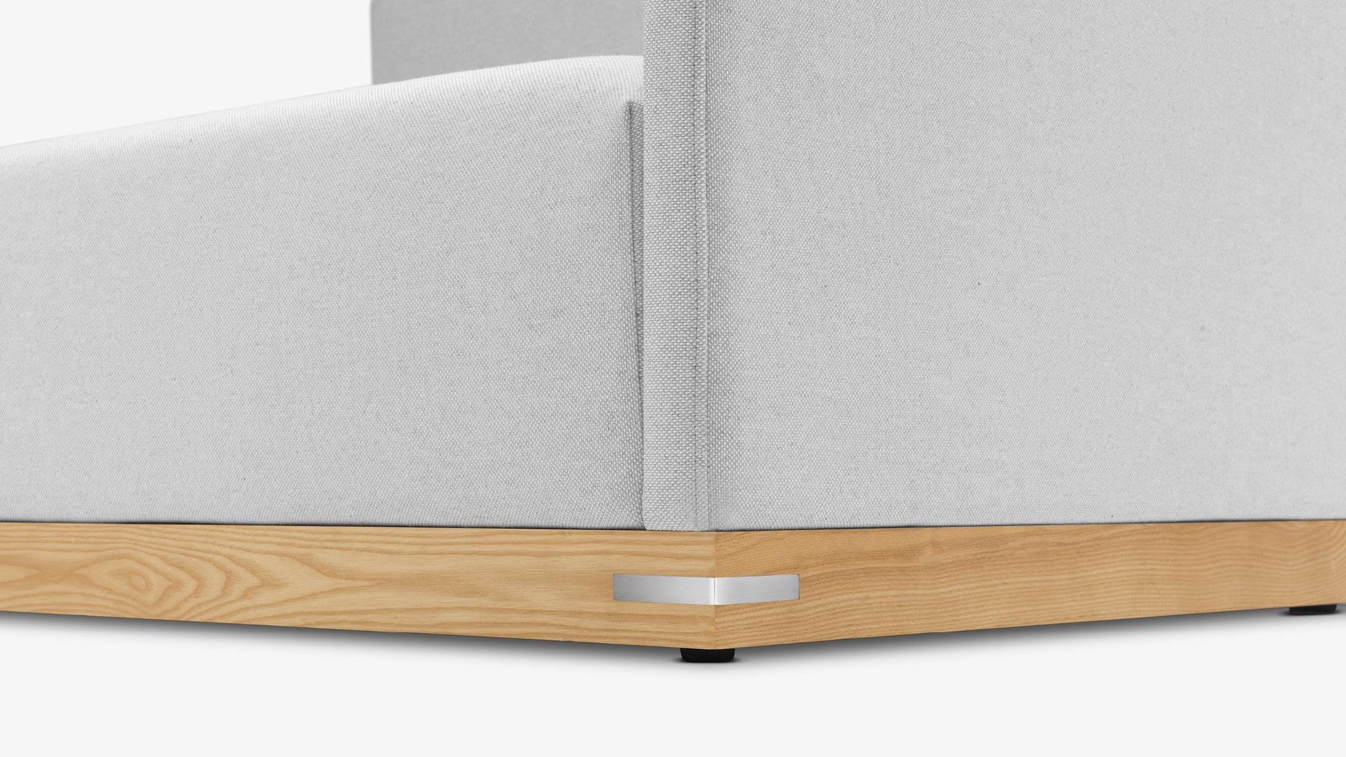 A级水曲柳实木外框+45°高精密对拼工艺