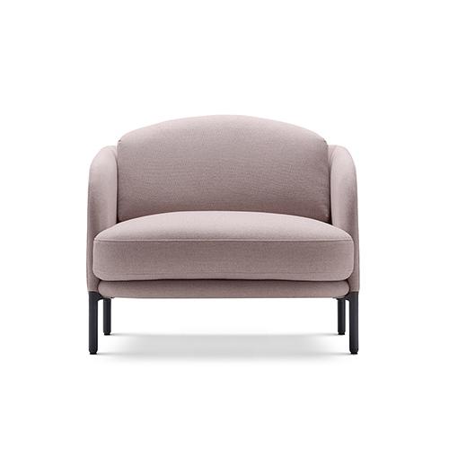 雁翎沙发单人座沙发效果图