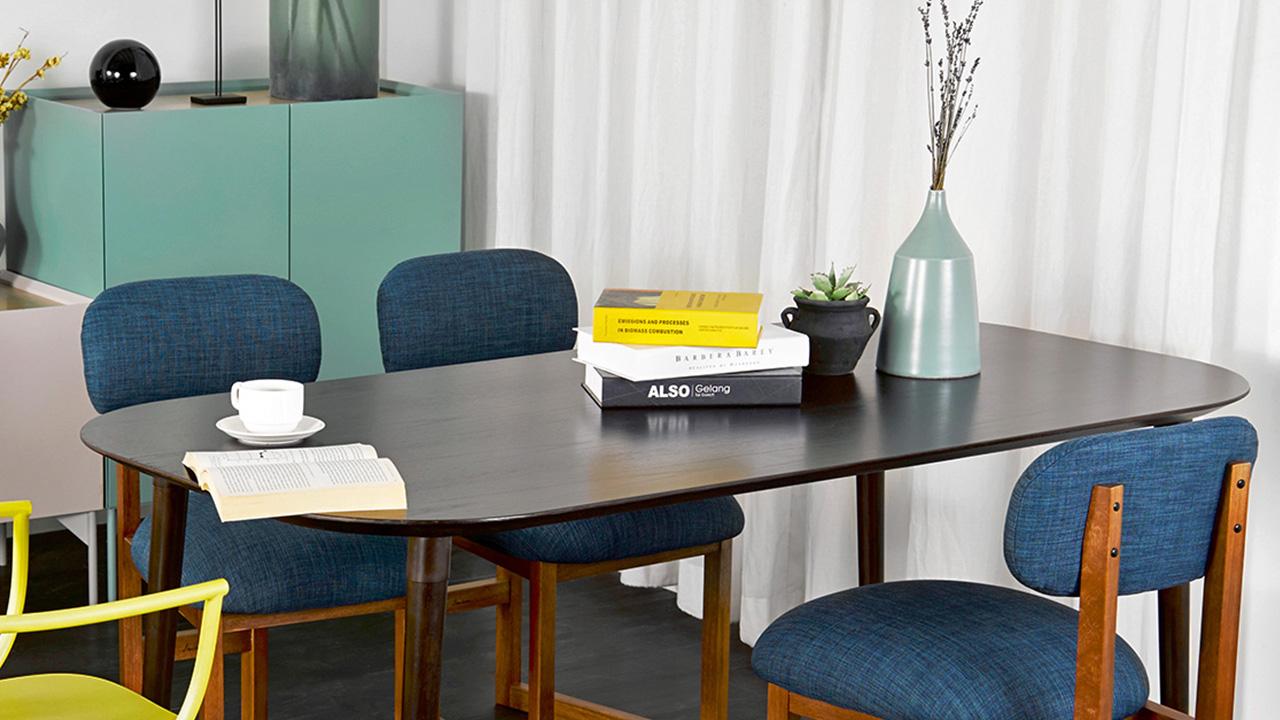 画板餐桌-长桌