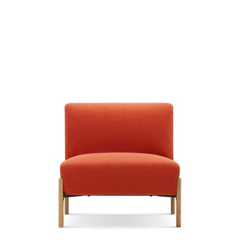 飞鸟沙发-无扶手单人座