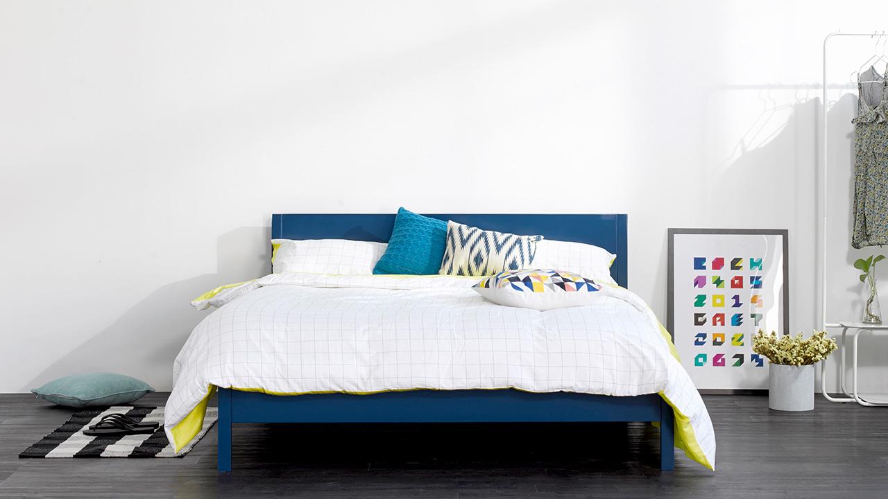 造作床 | 简洁百搭的基础款