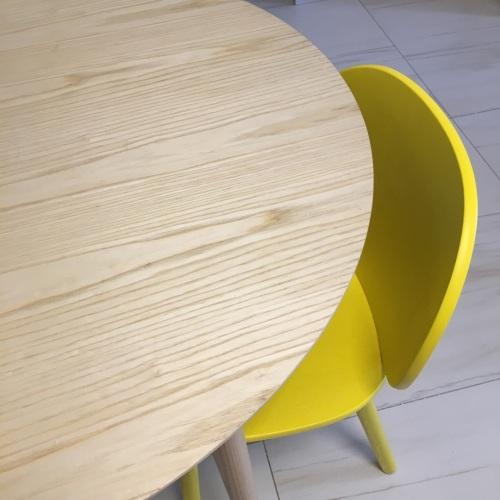 造作画板餐桌-圆桌精选评价_130****0066
