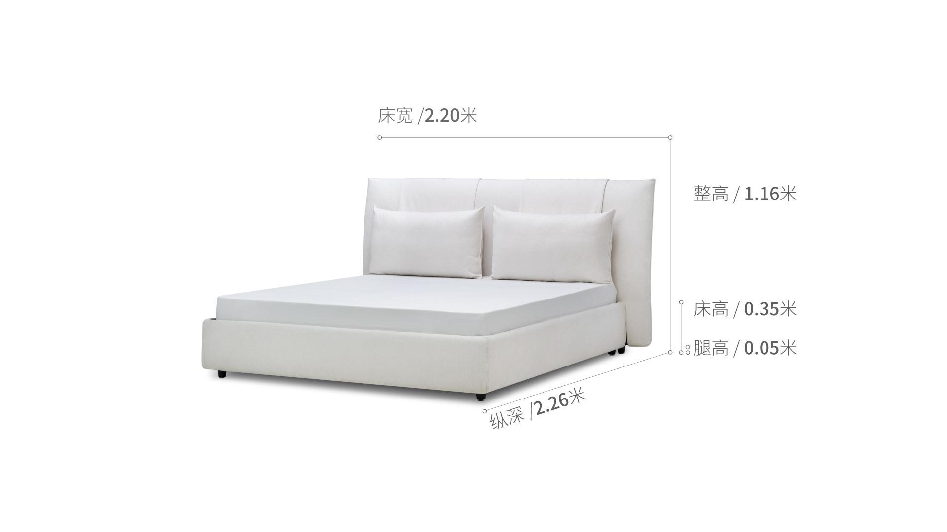 松明床床·床具效果图
