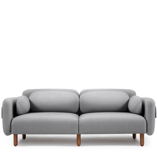 鹅卵石沙发-双人座