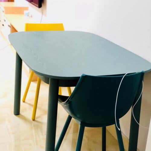 Olivia3508_瓦雀长桌1.2米怎么样_1