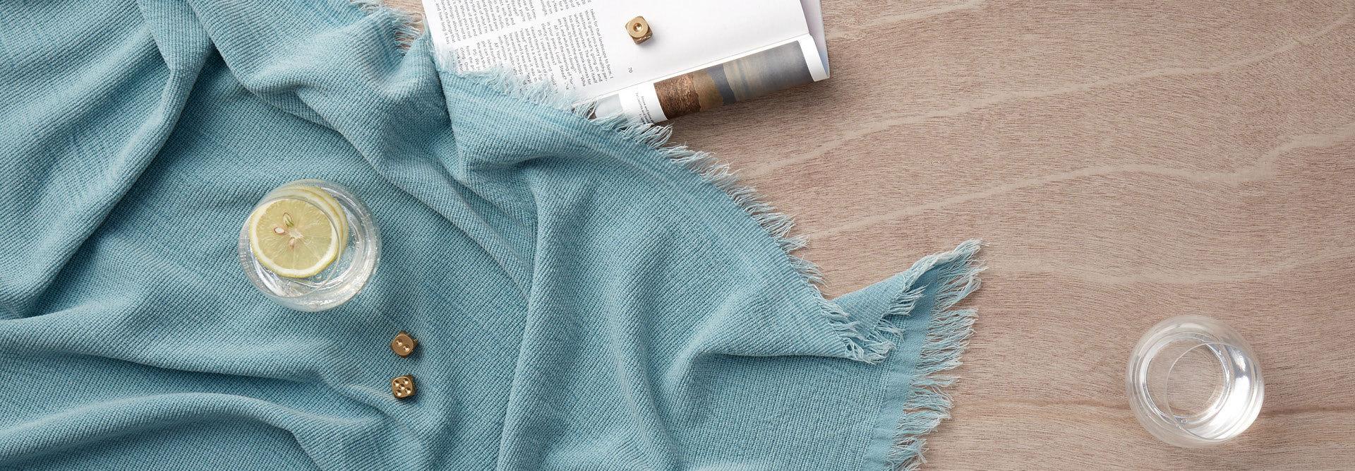 轻如一件开衫,让空调房再暖一点