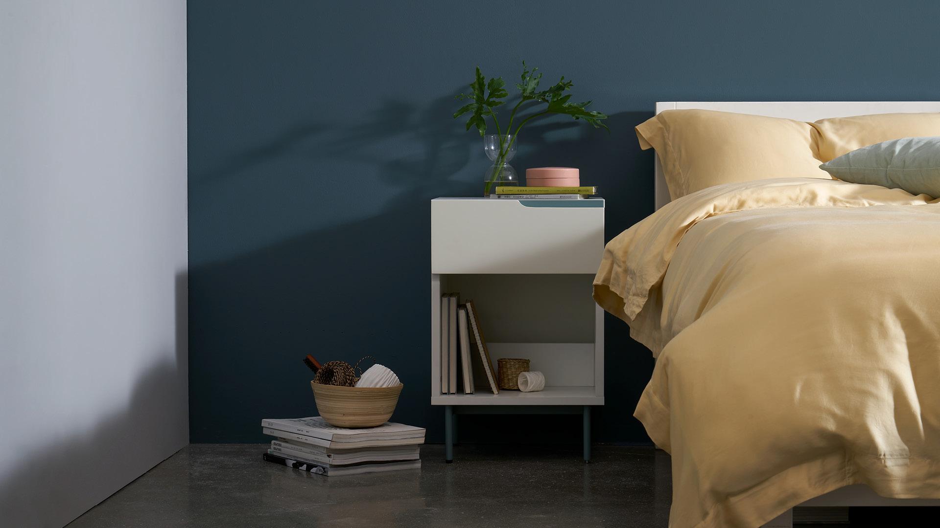 贡多拉床头柜|Gondola Bedside Cabinet