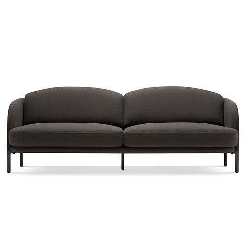 雁翎沙发三人座沙发效果图