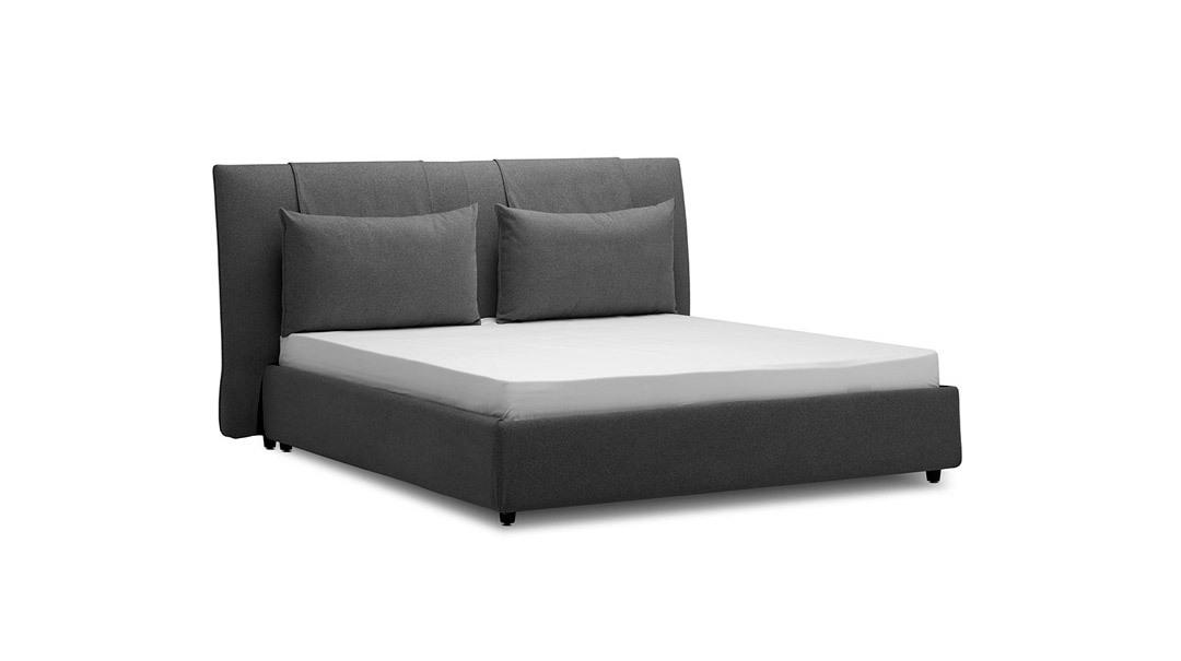 松明床1.8米款床·床具