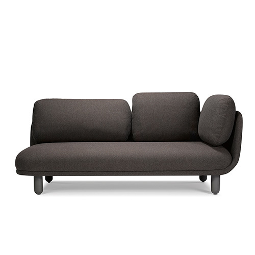 云团沙发升级版®双人座右扶手沙发效果图