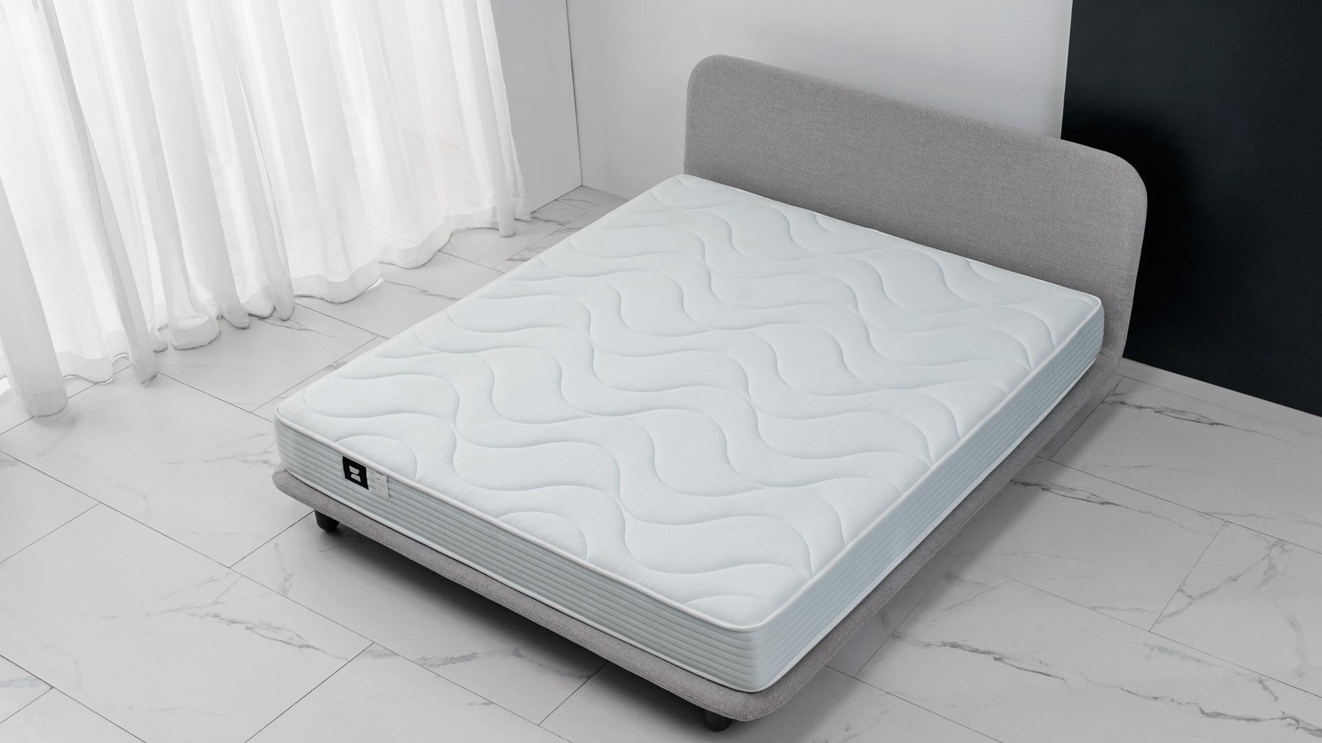 5区弹簧+10层精准填充,为深睡眠而生