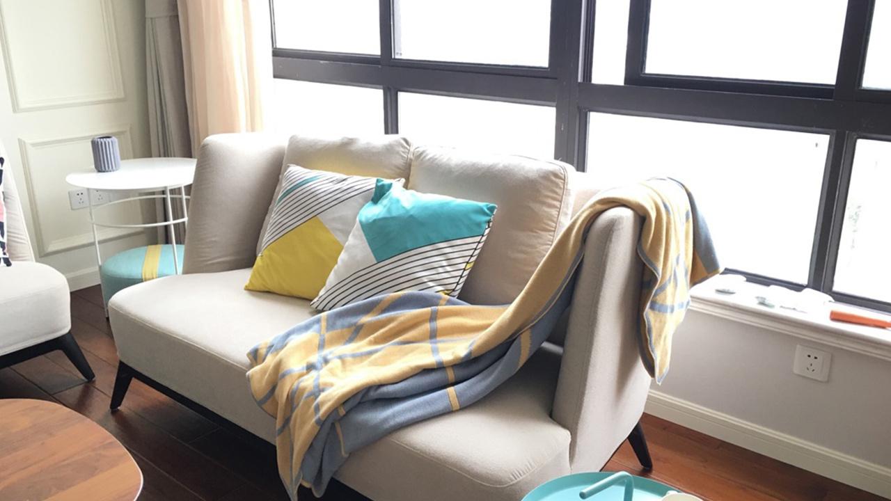 实用和颜值兼备,最美的沙发伴侣