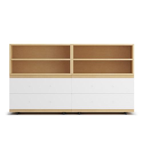 COSMO星格™置物柜1.6米宽置物柜COSMO效果图