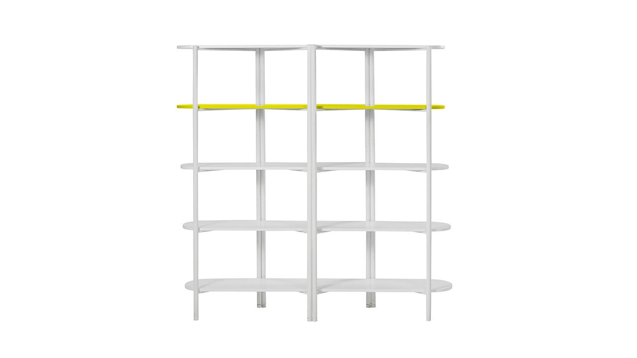 5色缤纷冲浪隔板,4叠便携折叠框,组成一个随时奔跑的置物架,自由平顺开合的设计,不费力,一次拉伸即可完成搭建。