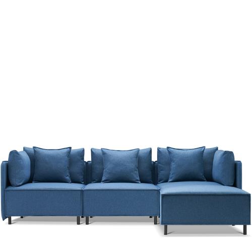 造作大先生沙发™-转角三人座