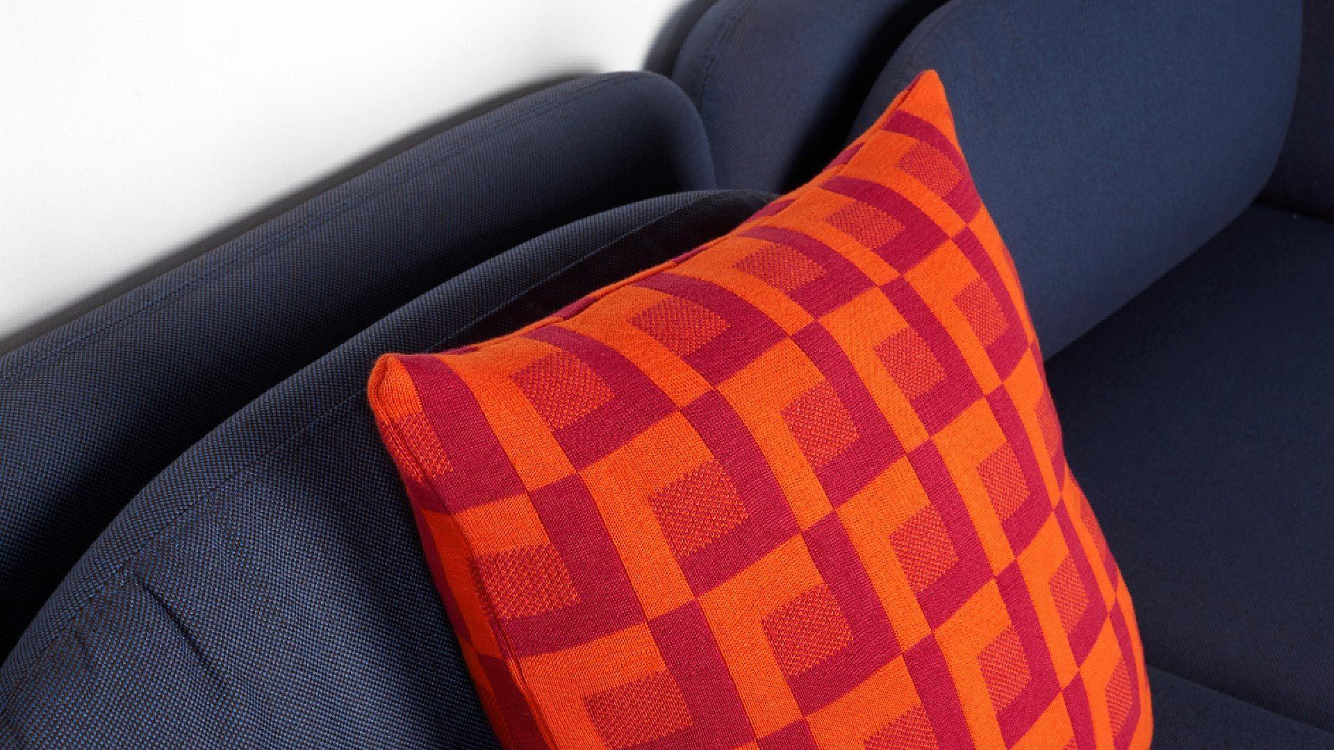 独特针织枕套,从里到外都轻透软糯