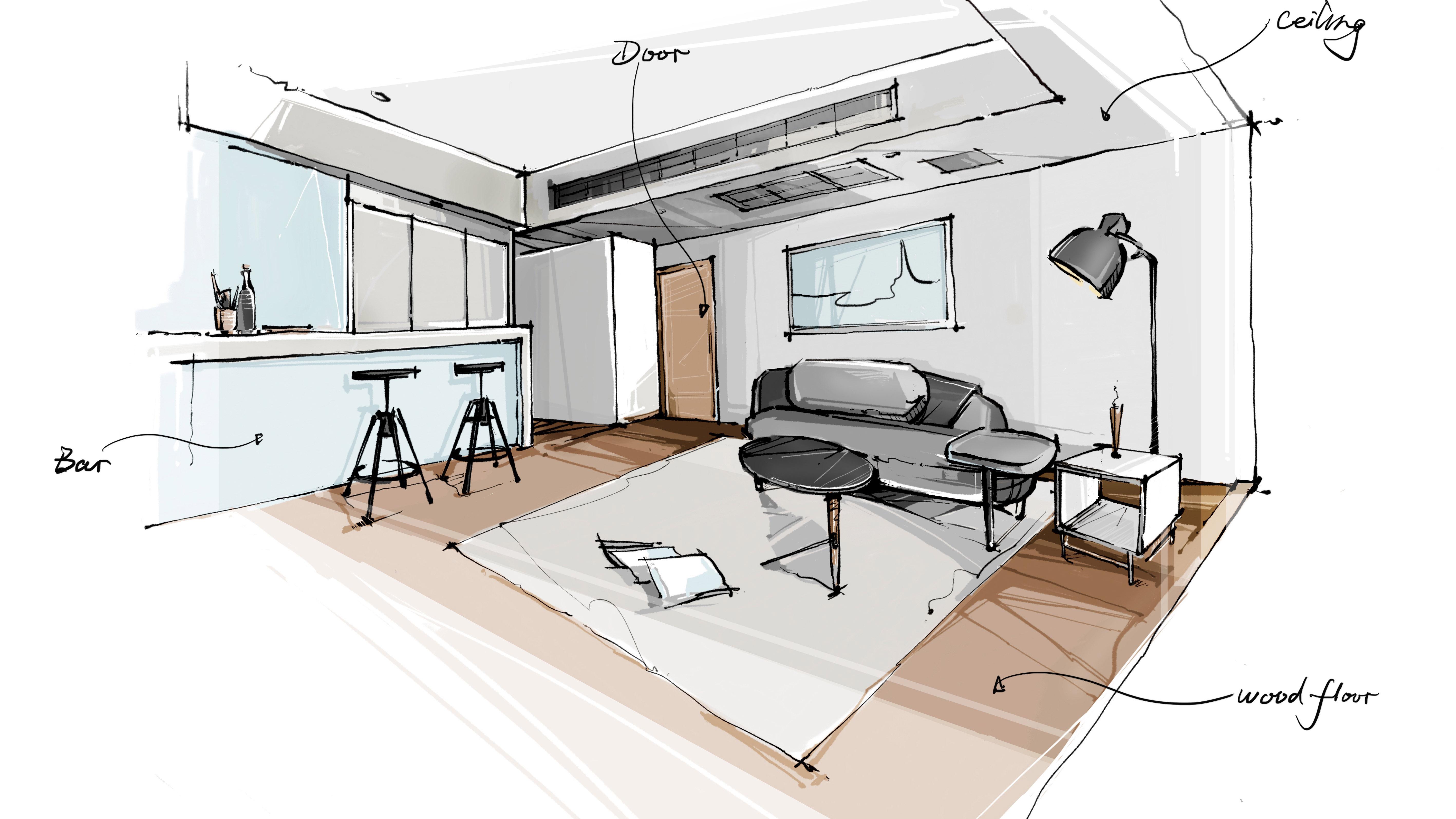 成都元太设计 | 房子可以租来,但生活的梦想谁也带不走