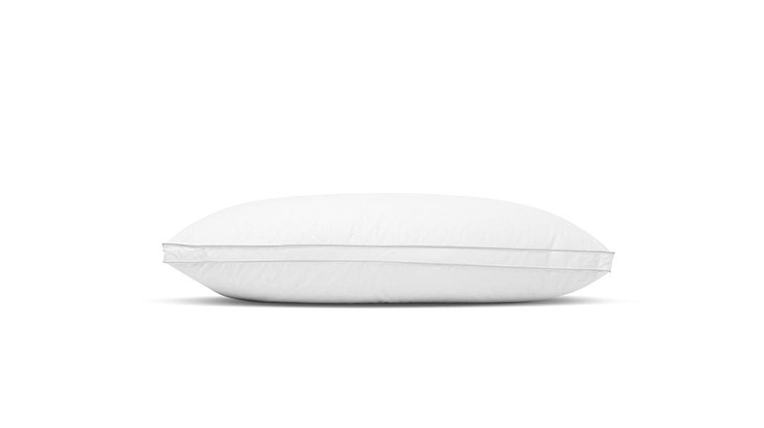 造作有眠白鸭绒轻羽枕芯®硬枕(白鸭绒+白鸭毛)床·床具
