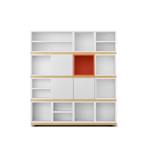 COSMO星格™置物柜1.8米高置物柜COSMO效果图