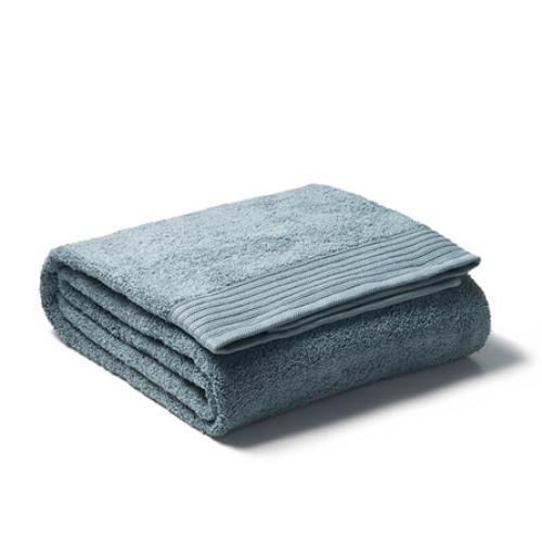 泡芙浅野纱毛巾组浴巾家纺效果图
