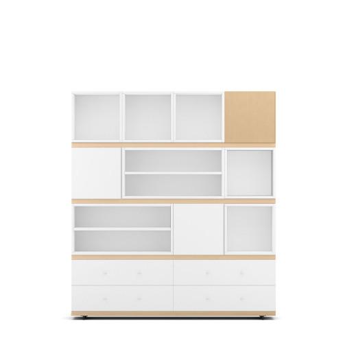 COSMO书柜-1.8米高