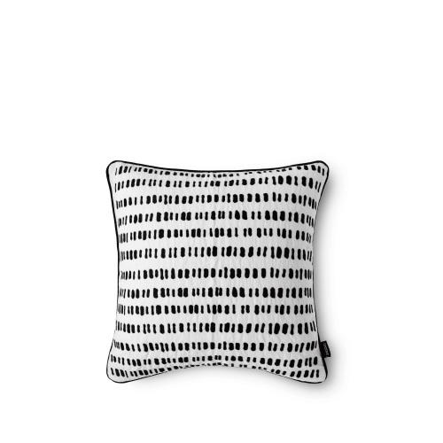 细语苎麻刺绣抱枕-谷雨