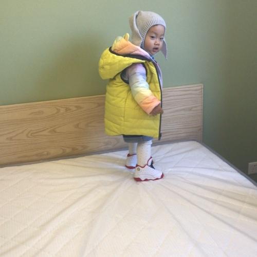 Grada_画板床1.5米款木本色怎么样_1