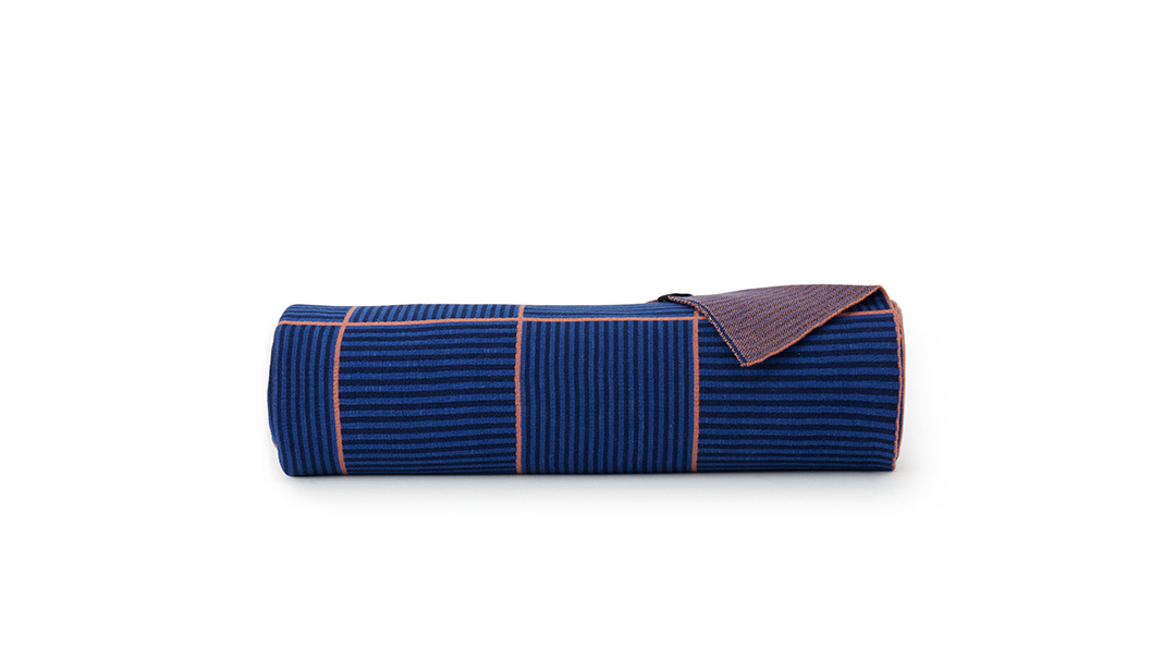 阡陌毯双人毯家纺