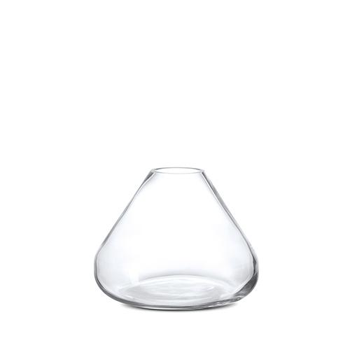 小山手工玻璃花瓶大号装饰