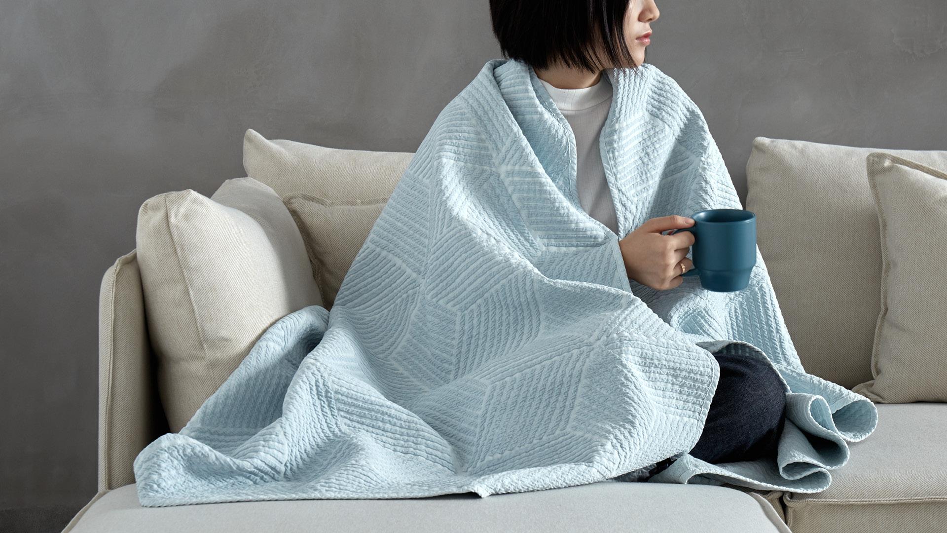 小号单人毯,追剧补番更温暖