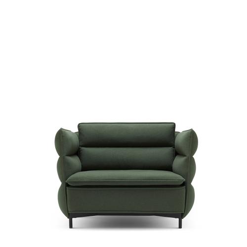 半月湾沙发-矮背单人座
