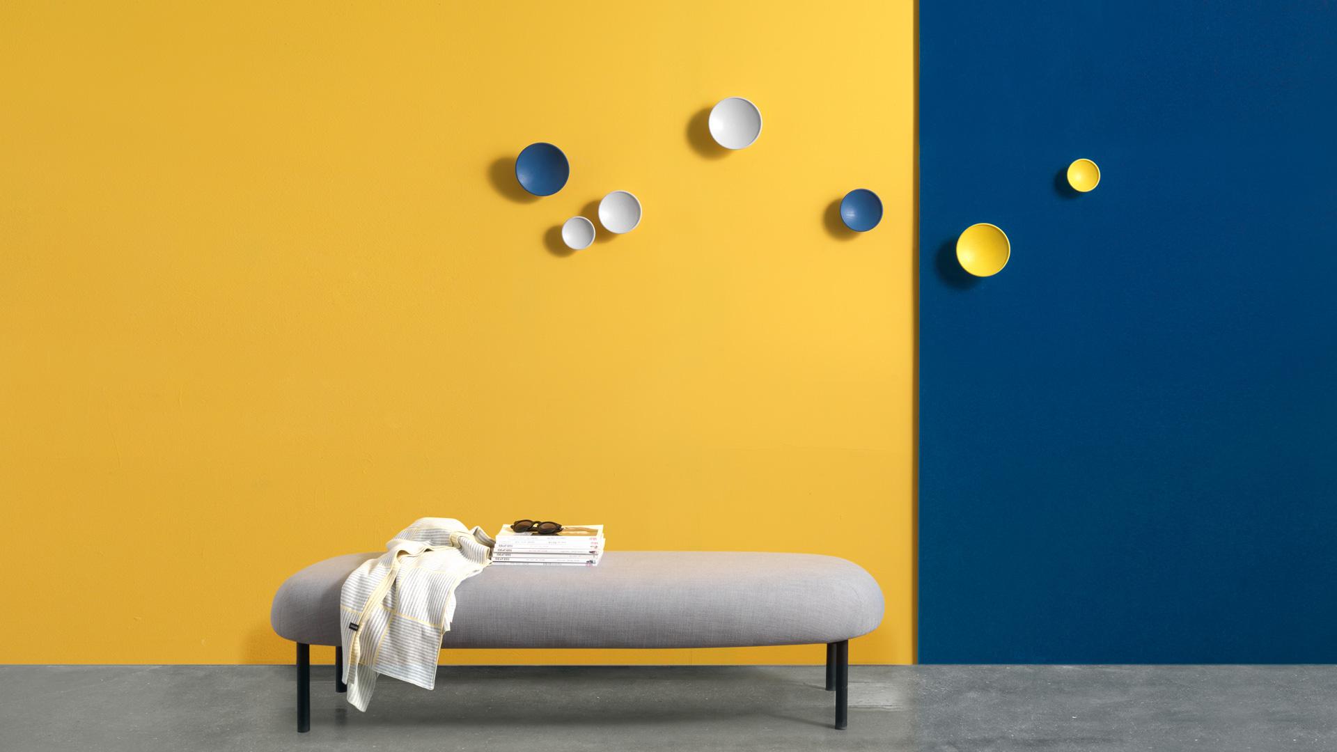 柠黄、米白、湖蓝,造作独家NCS自然色彩体系明亮3色,与3种形态大小混合搭配,形成跳动的视觉点缀,仿佛一条明媚的小奏鸣曲。?x-oss-process=image/format,jpg/interlace,1