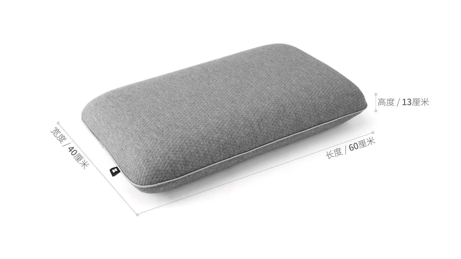 蛋白快回弹天然乳胶枕乳胶枕床·床具效果图
