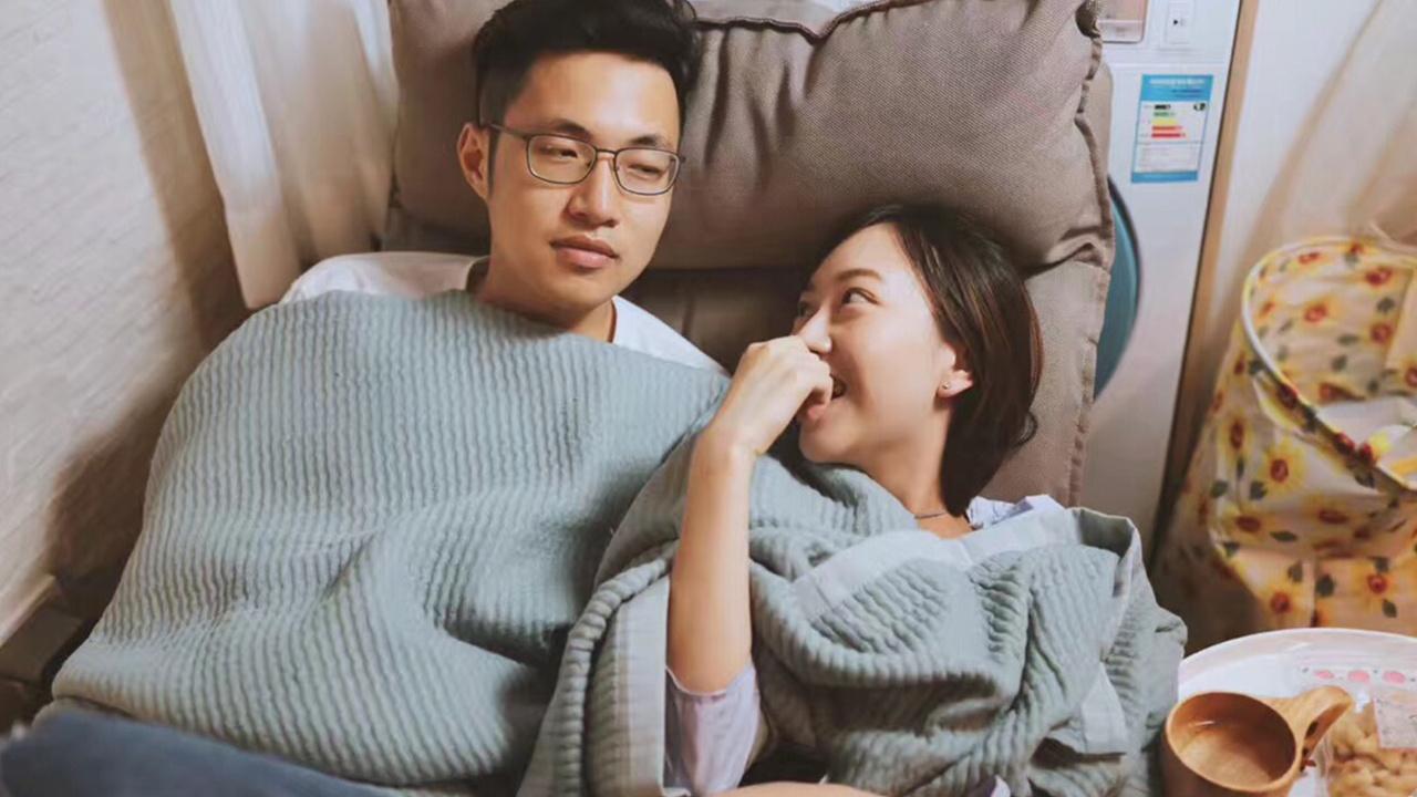 超大双人毯,和伴侣的亲密时间