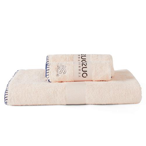 Couple埃及长绒棉毛巾组家纺